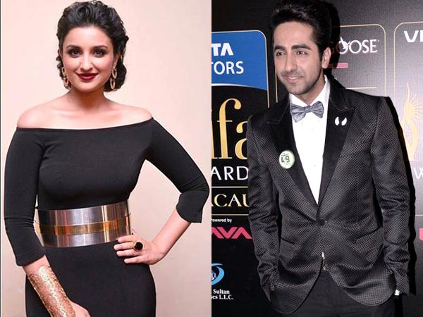 Ayushmann's Performance With Parineeti