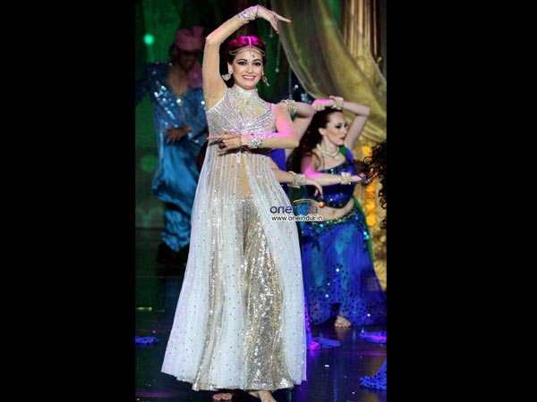 Dia Mirza's Performance At IIFA 2013