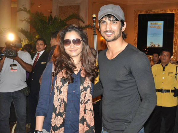 Ankita And Sushant's Careers