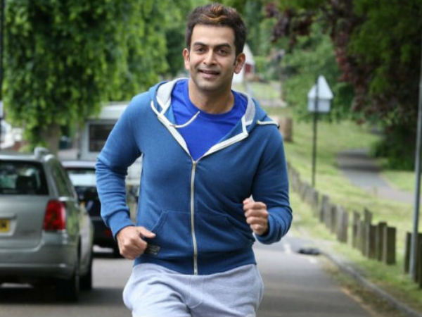 Prithviraj's Upcoming Films