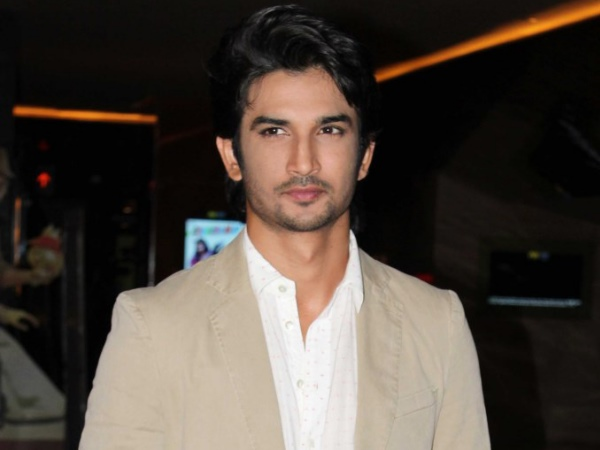 Sushant Singh Rajput Promising Actor