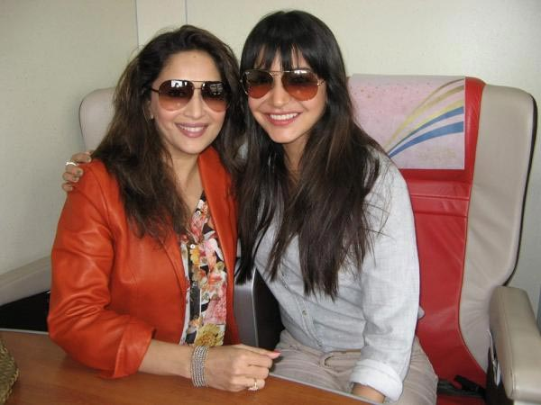 Madhuri With Anushka