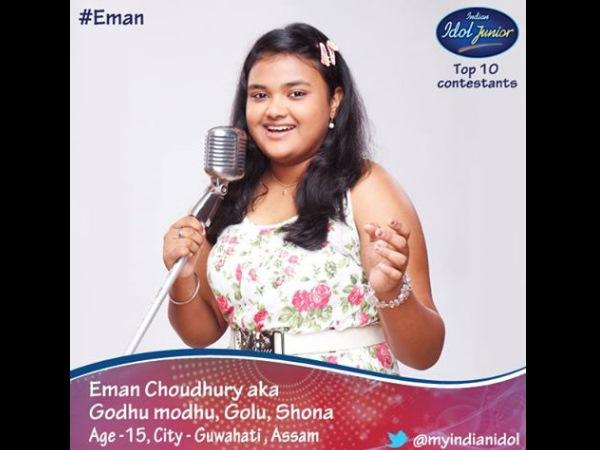 Indian Idol Junior 2013 Participants   Indian Idol Junior