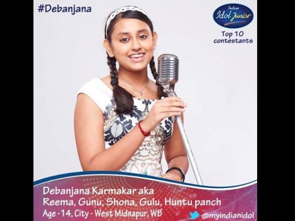 Indian idol junior july 13 2012