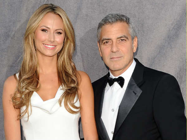 Clooney's Relationship With Keibler