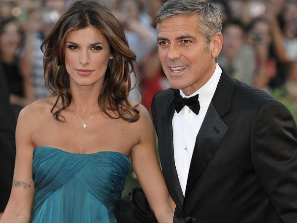 Clooney-Canalis' Love Life