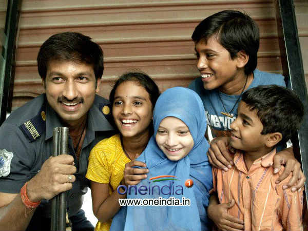 Sahasam - Cast And Crew