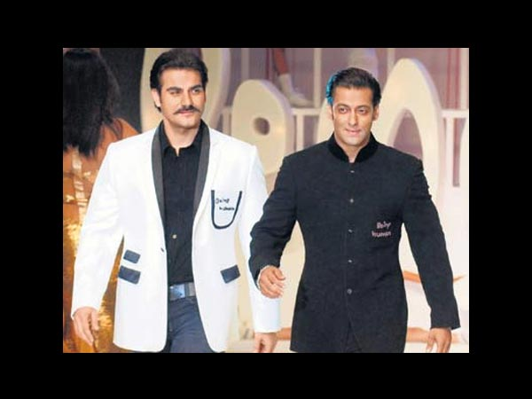 Salman-Arbaaz On Ramp