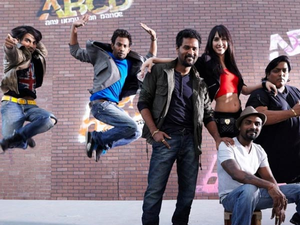 Hit: ABCD- Any Body Can Dance