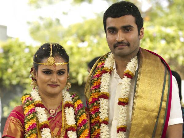 Nandha Durairaj Actor Nandha39s marriage photos Filmibeat