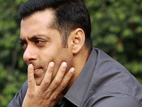 salman hair style salman khan injured mental shooting filmibeat 8277