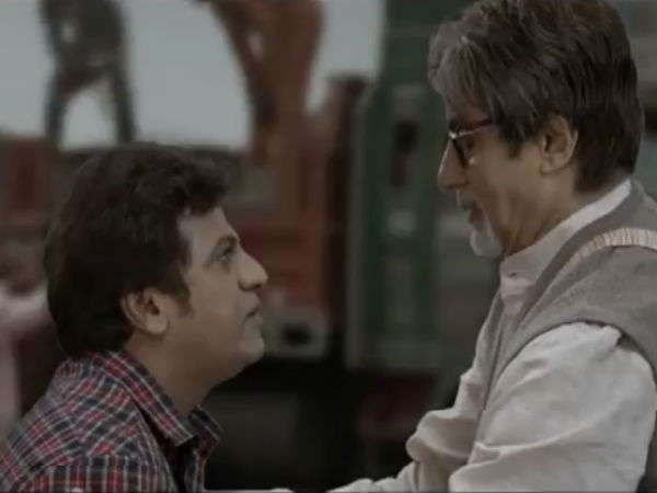 Big B Thanked Shivaraj Kumar