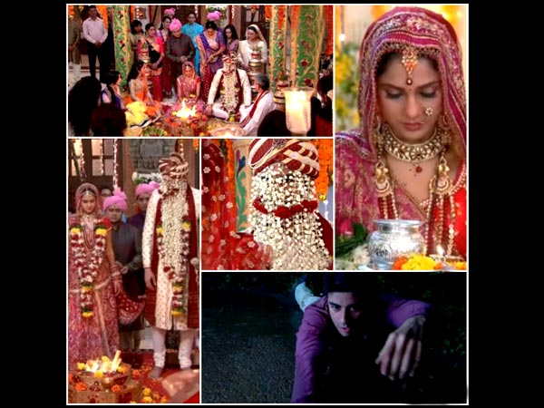 Kumud Married Off To Prabhat