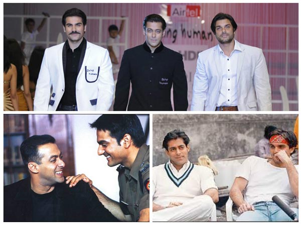 Brothers – Sohail and Arbaaz Khan
