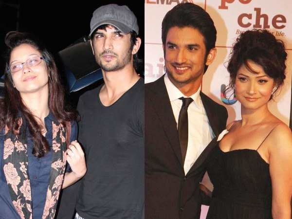 Sushant And Ankita Are A Couple