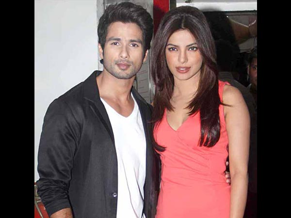 Who is shahid kapoor dating 2013