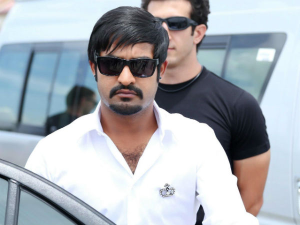 Jr NTR's Hairstyle In Baadshah