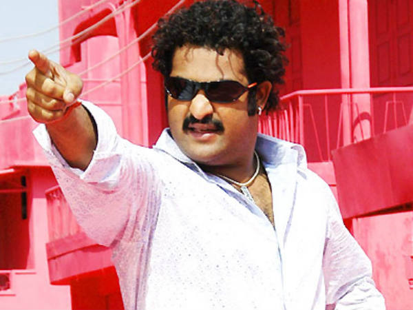 Jr NTR's Hairstyle In Rakhi