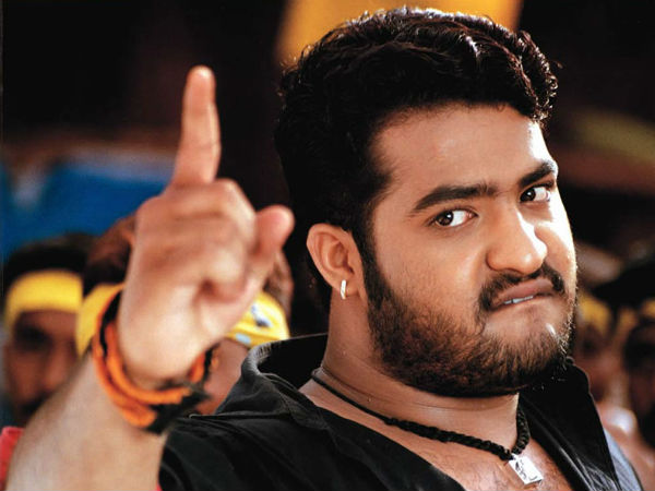 Jr NTR's Hairstyle In Andhrawala