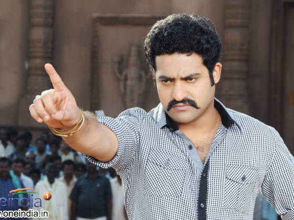 Jr NTR's Hairstyle In Dammu