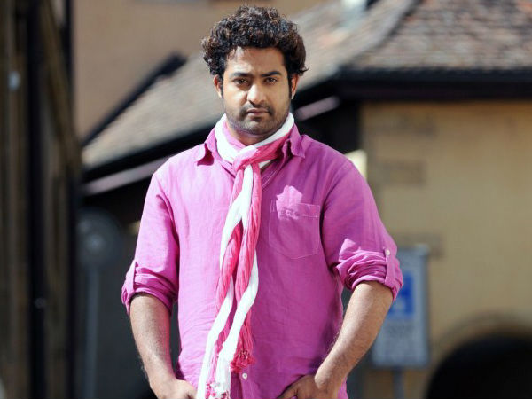 Jr NTR's Hairstyle In Oosaravalli