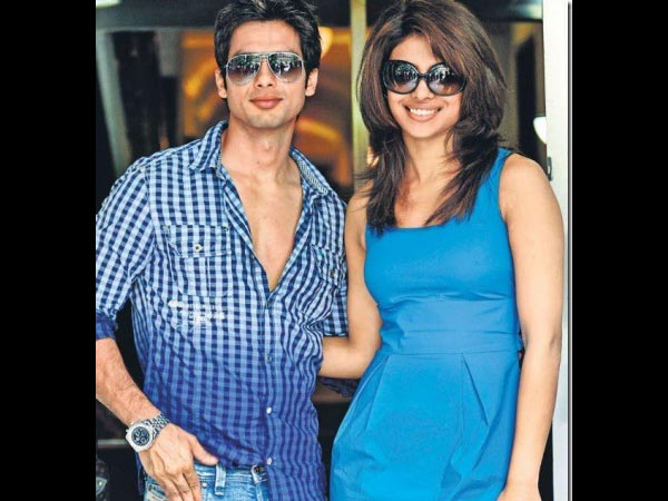 shahid and priyanka dating 2011