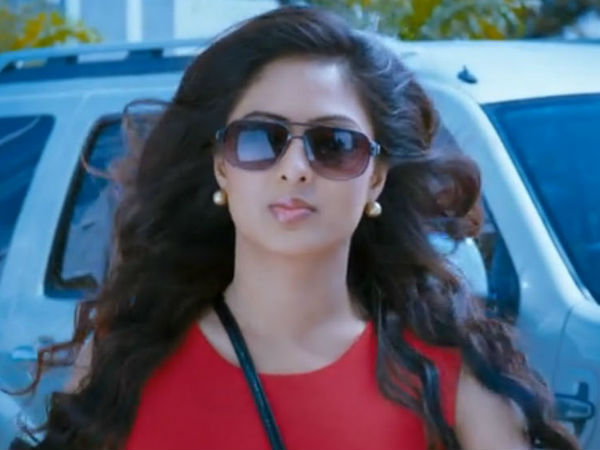 Nikesha's Acting in OM 3D