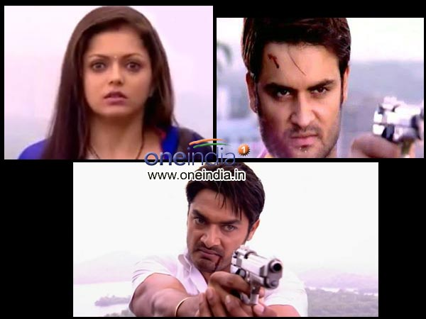 Madhu Sees RK And Sultan In The Verge Of Shooting Each Other