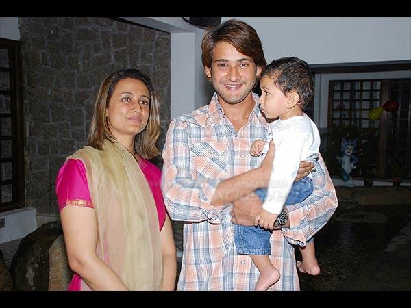 Prince Mahesh Babu Son...