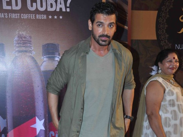 John Abraham Was The Only Bollywood Actor