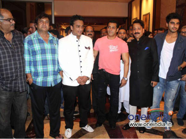Other Celebrities At Iftar Party