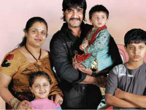 Srikanth's Debut In Films