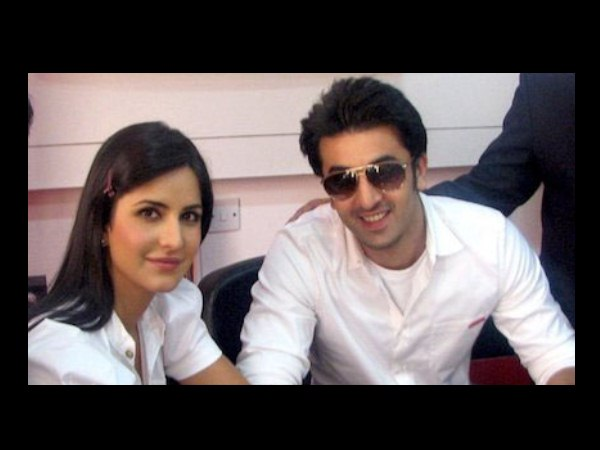 Love Birds-Ranbir, Katrina