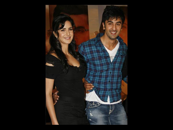 Katrina With Kapoor