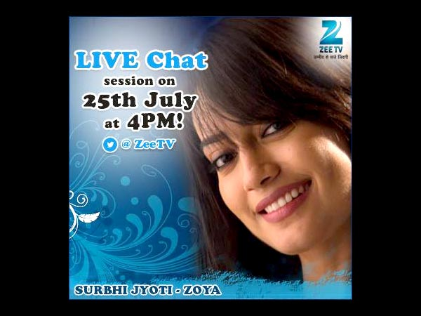 Surbhi Jyoti On Twitter At 4