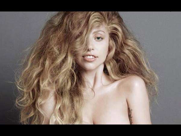 Lady Gaga The Natural Way