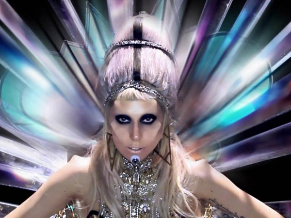 Gaga's Born This Way