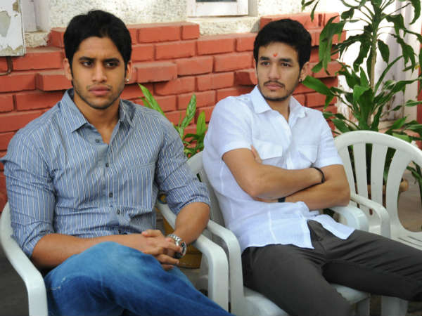 Naga Chaitanya's Entry Into Films