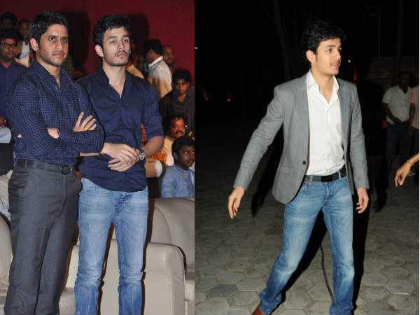 Naga Chaitanya's Bonding With Akhil