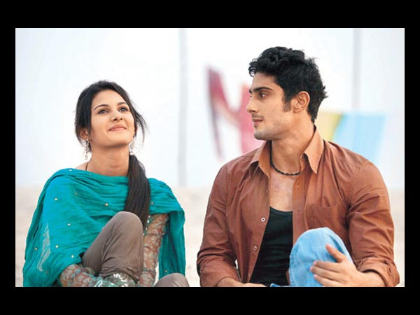 Prateik And Amyra