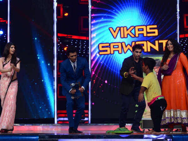 India's Dancing Superstar's Eliminations