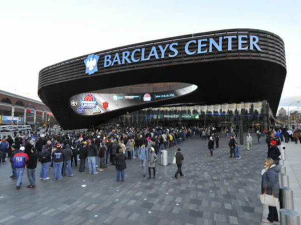 At Barclays Center In Brooklyn New York