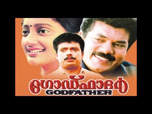 Godfather - Her First Malayalam Debut
