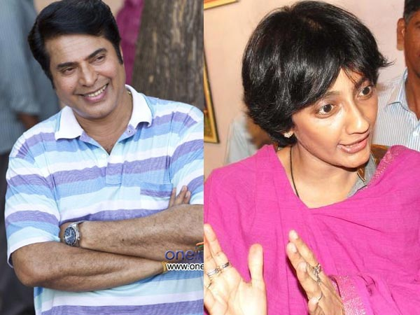 Kanaka Suffering From Cancer; In Her Last Days - Filmibeat