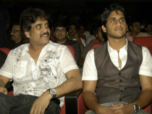 Image result for nagarjuna naga chaitanya