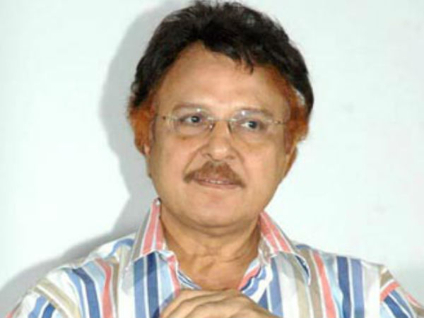 Sarath Babu's First Break
