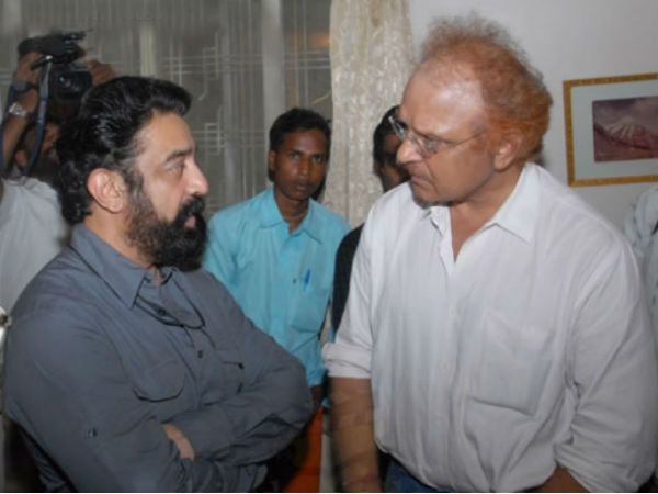 Sarath Babu With Veteran Actors
