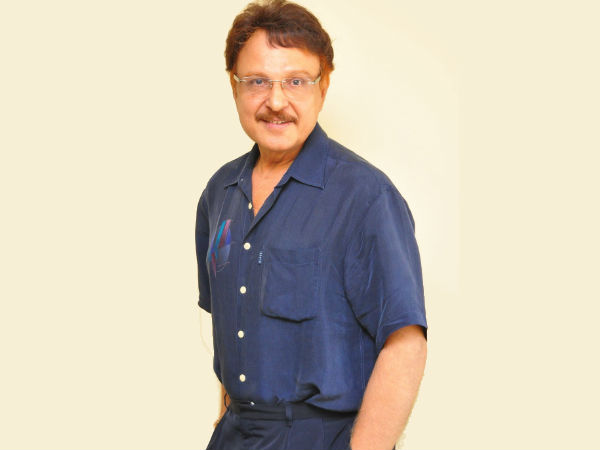 Honours For Sarath Babu