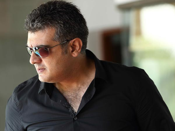 Thala Ajith In Arrambam