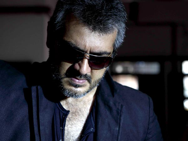 Ajith In  Salt And Pepper Look